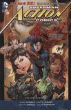 Superman: Action Comics (2012) TPB 04: Hybrid
