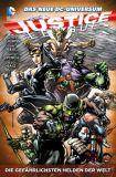 Justice League (2012) TPB 04: Die gefährlichsten Helden der Welt