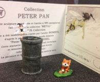Collection Peter Pan - Miniaturfigur Clochette (Glöckchen) et Chaton