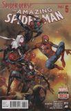 Amazing Spider-Man (2014) 13: Spider-Verse (Regular Cover)
