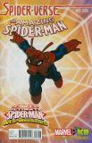 Amazing Spider-Man (2014) 12: Spider-Verse (Web Warriors Animation Variant Cover)