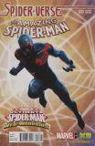Amazing Spider-Man (2014) 13: Spider-Verse (Web Warriors Animation Variant Cover)