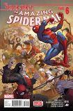 Amazing Spider-Man (2014) 14: Spider-Verse (Regular Cover)