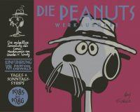 Die Peanuts Werkausgabe 18: Tages- & Sonntags-Strips 1985-1986
