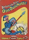 Brönner Klasse Comix (1972) 02: Der komische Ritter Don Quichotte