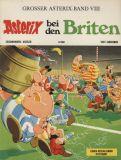 Asterix (1968) 08: Asterix bei den Briten [1. Auflage]