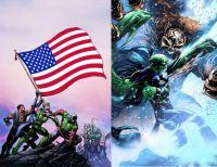 Justice League of America (2013) Set mit #1-11 + Bonus