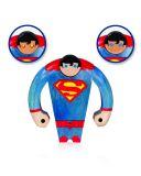 DC Comics Painted Wooden Figure - Superman