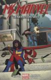 Ms. Marvel (2014) TPB 02: Generation Why