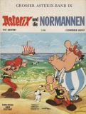 Asterix (1968) 09: Asterix und die Normannen [1. Auflage]