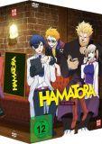 Hamatora - The Animation Vol. 01 [DVD mit Sammelschuber und Manga]