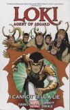 Loki: Agent of Asgard TPB 02: I cannot tell a lie