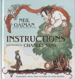 Neil Gaiman: Instructions HC