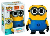 Despicable me 2 Pop! - Minion Dave Figure