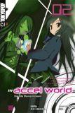 Accel World Novel 02 - Die rote Sturmprinzessin (Roman)