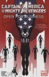 Captain America and the Mighty Avengers (2014) TPB 01: Open for Business