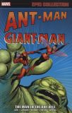Ant-Man/Giant-Man Epic Collection TPB 01: 1962-1964