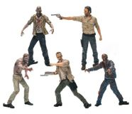 The Walking Dead Building Sets: Figure Pack
