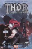Thor: God of Thunder [Marvel NOW!] TPB 04: The Last Days of Midgard