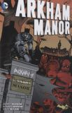 Arkham Manor (2014) TPB