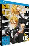 Black Bullet Vol. 02 [Limited Edition Blu-ray]