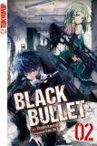 Black Bullet Novel 02 (Roman)