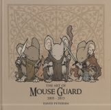 The Art of Mouse Guard (2015) HC: 2005-2015