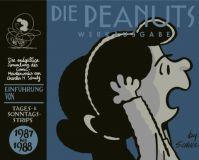 Die Peanuts Werkausgabe 19: Tages- & Sonntags-Strips 1987-1988