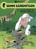 Benni Bärenstark 14: Auf den Spuren des weißen Gorillas