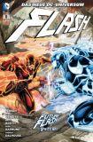 Flash (2012) 08: Angriff aus der Zukunft