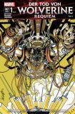Der Tod von Wolverine (2015) Sonderband: Requiem 01