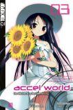 Accel World Novel 03 - Der Räuber aus der Dämmerung (Roman)