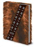 Star Wars: Premium Notebook Chewbacca