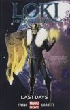 Loki: Agent of Asgard TPB 03: Last Days