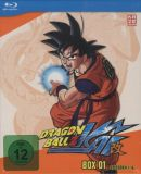 Dragonball Z Kai Box 01: Episoden 1-16 [Blu-ray]
