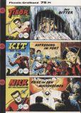Piccolo-Grossband (1993) 45: Tibor: Das Gitter / Kit: Aufregung im Fort / Nick: Reise in den Mikrokosmos