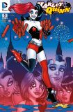 Harley Quinn (2014) 05: Hochzeit... [Comic Action 2015 Variant Cover]