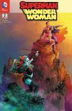 Superman/Wonder Woman 02: Magogs Rache [Comic Action 2015 Variant Cover]