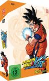 Dragonball Z Kai Box 01: Episoden 1-16 [DVD]