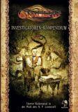 Cthulhu Investigatoren-Kompendium - 7. Edition (Cthulhu Rollenspiel)