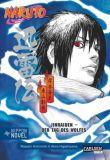 Naruto: Jinraiden - Der Tag des Wolfes Nippon Novel