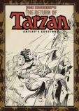 Joe Kuberts The Return of Tarzan - Artists Edition HC