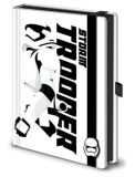 Star Wars: Premium Notebook Storm Trooper