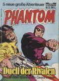 Phantom Taschenbuch (1976) 13: Duell der Rivalen
