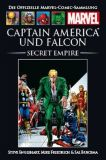 Die Offizielle Marvel-Comic-Sammlung 66 [Classic 30]: Captain America und Falcon - Secret Empire