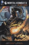 Mortal Kombat X (2015) TPB 02: Blood Gods