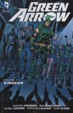 Green Arrow (2011) TPB 07: Kingdom