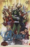 A-Force (2015) TPB 00: Warzones!