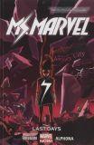 Ms. Marvel (2014) TPB 04: Last Days