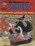 Die Abenteuer von Popeye (1975) 08: Popeye und der geheimnisvolle Nachbar
